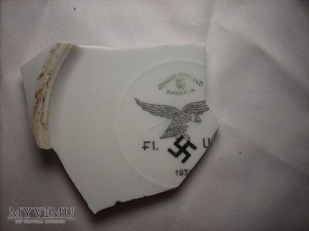 Porcelanka Luftwafe z Bavari