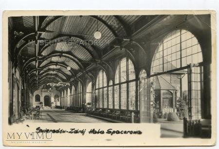 Świeradów Zdrój - Hala Spacerowa - 1940/1950