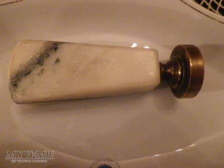 Herb Półkozic- pieczęć do lakowania