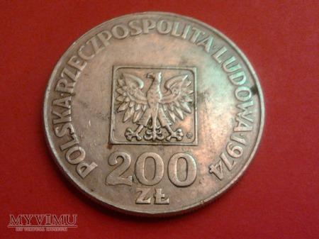 XXX LAT PRL 200 ZŁ
