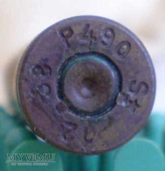 mauser 7,92x57mm kody cyfrowe