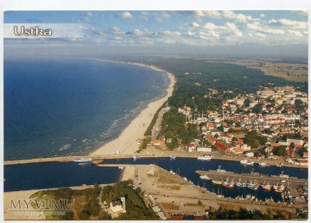 Ustka - port - 2004