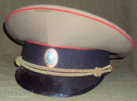 Ukraiński czapka poradziecka