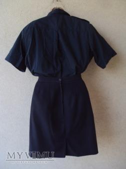 Bluza damska Służby Celnej z krótkim rękawem