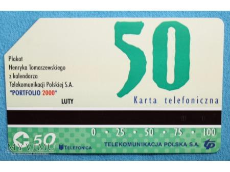 PORTFOLIO 2000 LUTY