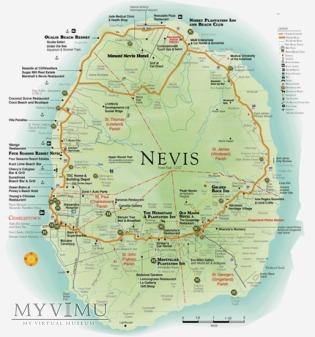 Badge of Nevis