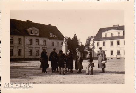 Duże zdjęcie Fotografia polskich jeńców wykonana w Krotoszynie