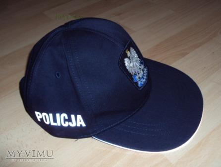 Czapka służbowa Policji