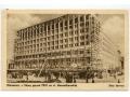 Warszawa - Dom pod sedesami - 1950