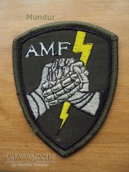 Oznaka: Allied Mobile Force (AMF)