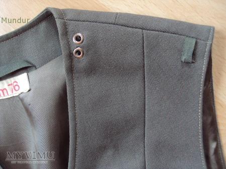 Kamizelka mundurowa kobieca DDR
