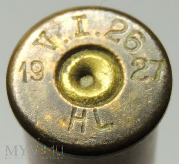 Nabój ćwiczebny 8x58 R Krag V.I.26 1927