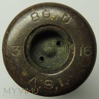 Łuska 8x50 R Lebel 86.D 16 A.S.I. 3
