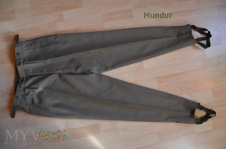 Spodnie służbowe wz.92 - typu narciarskiego