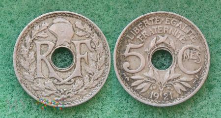 Francja, 5 CMES 1921