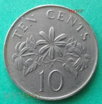 10 cents Singapur