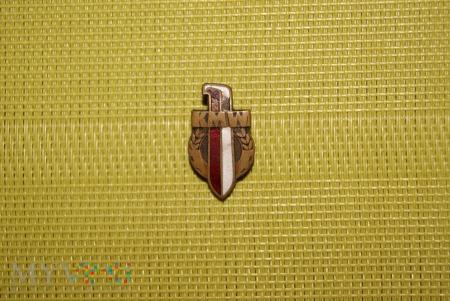 Odznaka Koła Młodzieży Wojskowej (KMW)