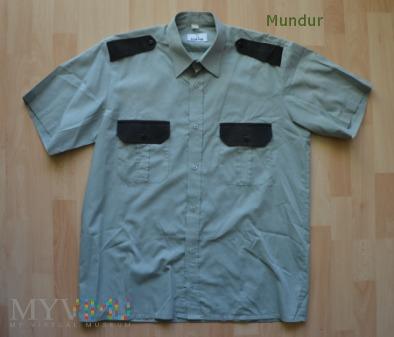 Mundur ochrony - koszula