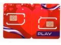 Karta SIM Play Heart