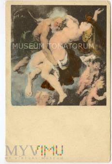 Rubens - Boreas porywa Orejtyję