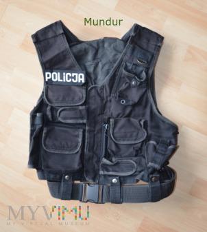 Kamizelka taktyczna policji
