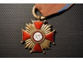 Złoty Krzyż Zaslugi - RP ,, Bierutowski