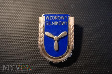 Wzorowy Silnikowy - z 1951r.