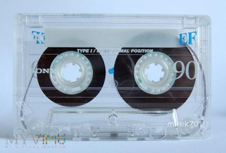 Sony EF 90 kaseta magnetofonowa