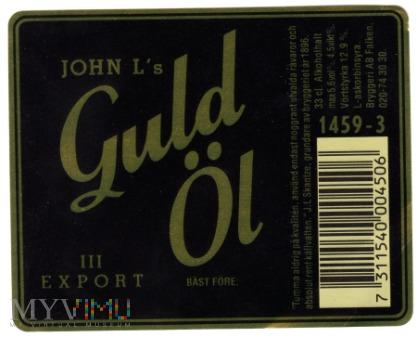 Guld Öl