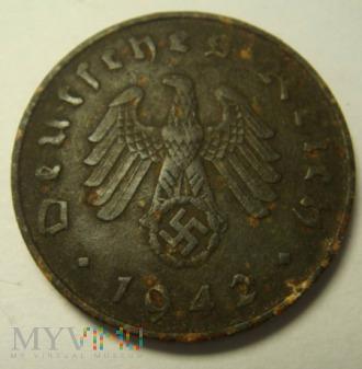 10 Reichspfennig 1942 ,J