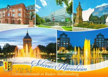 Duże zdjęcie Mannheim