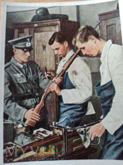 pielęgnacja broni