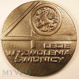 1985 - 40 - lecie Wyzwolenia Świdnicy