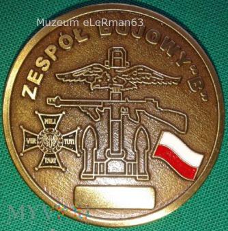Coin ZB B Jednostki Wojskowej KOMANDOSÓW