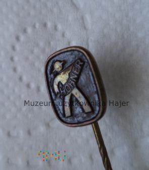 Hohner - odznaka