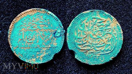 Egipt, 1/2 millieme 1917