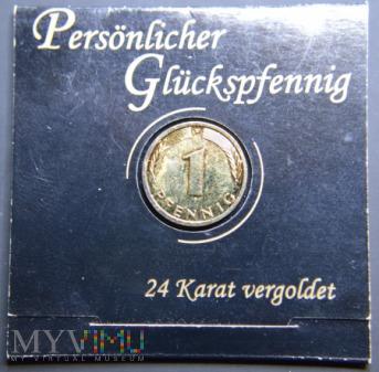 RFN - 1 pfennig (24 karaty)