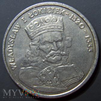 100 złotych / 1986