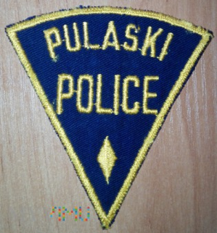 Pulaski policja