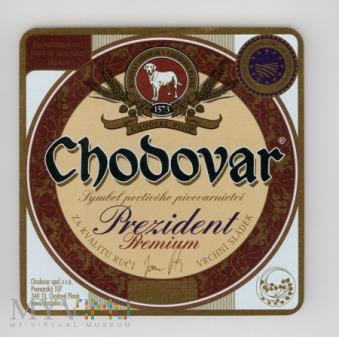 Chodovar, Prezident