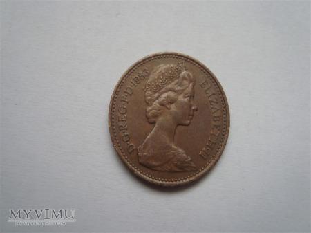 1 penny 1983r.
