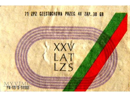 XXV LAT
