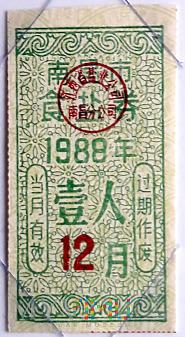 JIANGXI NANCHANG 1/1988