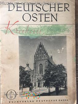 Deutscher Osten Krakau