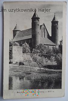 BROCHÓW - kościół obronny z XVI w.