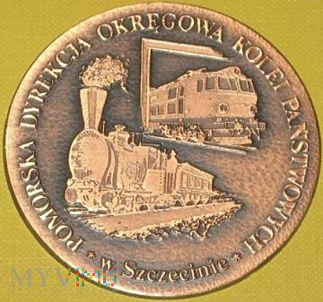 Medal Pomorskiej DOKP w Szczecinie