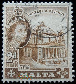 Malta 2d Elżbieta II