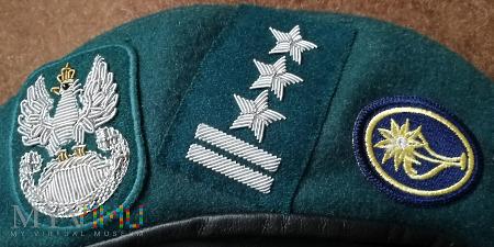 Pułkownik 21 BSP dowództwo