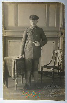 Feldwebel 1915-18