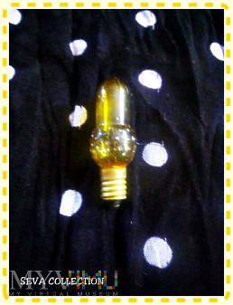 ŻARÓWECZKA LAMPKA CHOINKOWA - ŻOŁĄDZ
